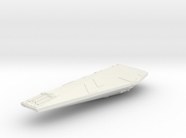 3788 Scale Hydran Lancer Destroyer GLP 3d printed