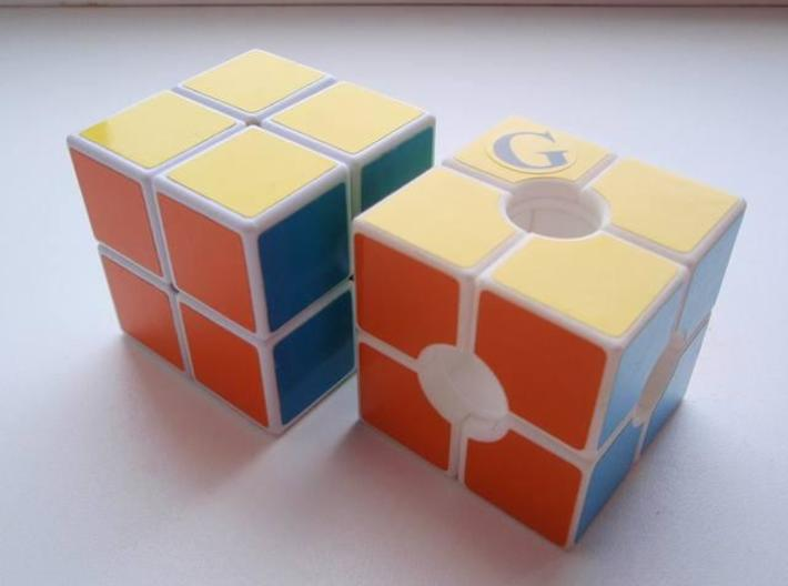 Never Cube 3d printed 1