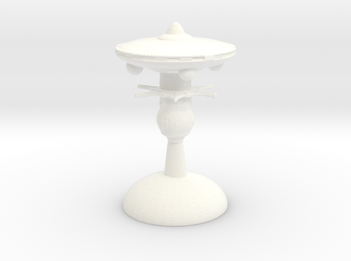 Star Trek King2 3d printed This is a render not a picture