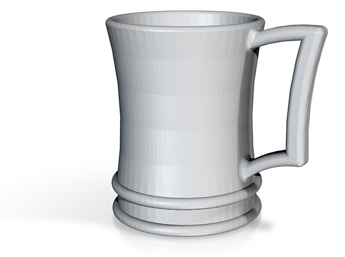Mug Of The North 3d printed