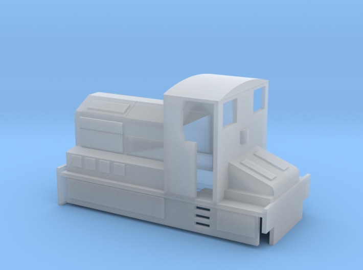 009 Armstrong Whitworth diesel 3d printed