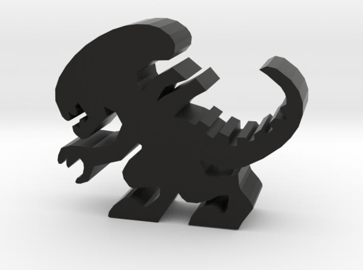 Stalker Alien Meeple 3d printed