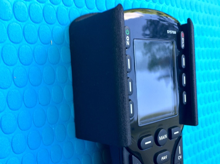 URC MX-450 Wall Mount for universal remote control 3d printed