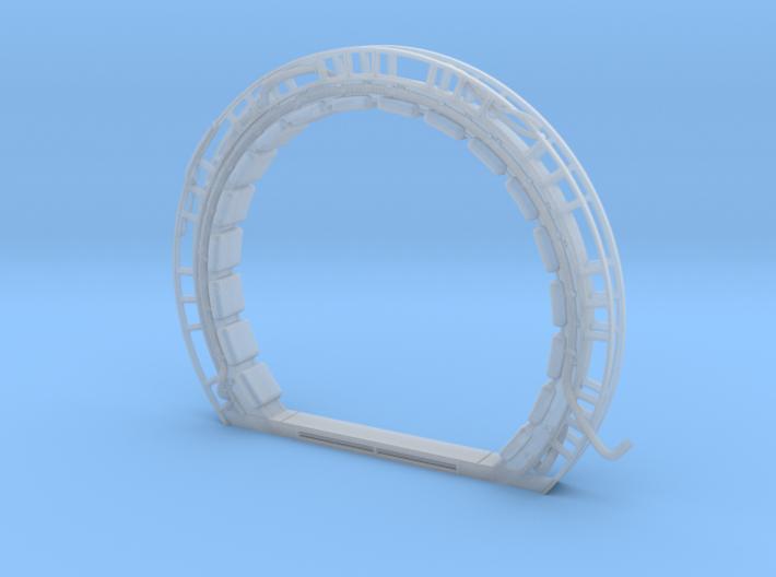 DeAgo Falcon Hold Port Corridor Entrance Ring - C 3d printed