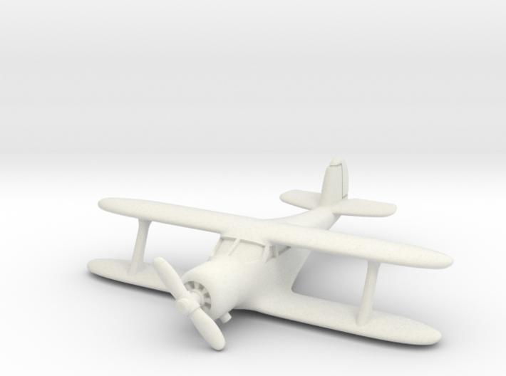 Beech UC-43 Traveler 1/200 3d printed