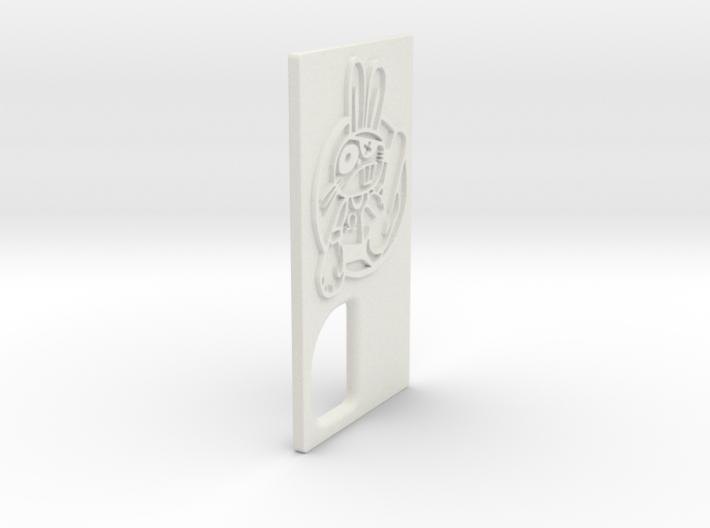TLF# - Shabby Bunny - Door 3d printed