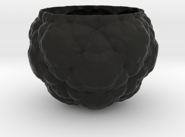 Fractal Flower Pot IV 3d printed