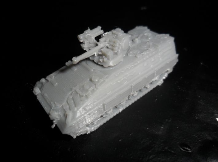 MG144-G07A Marder 1A2 3d printed Replicator 2 prototype