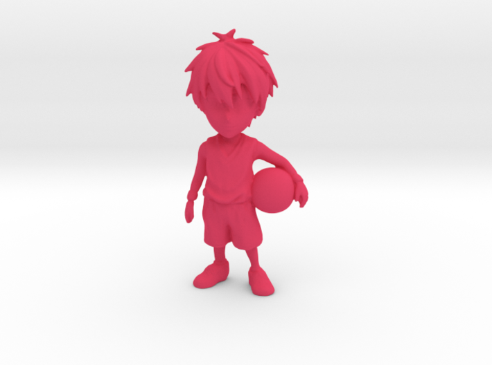 10 CM Customizeable Basketball Figurine 3d printed