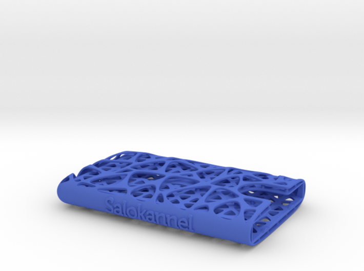 Business card case -Network 3d printed