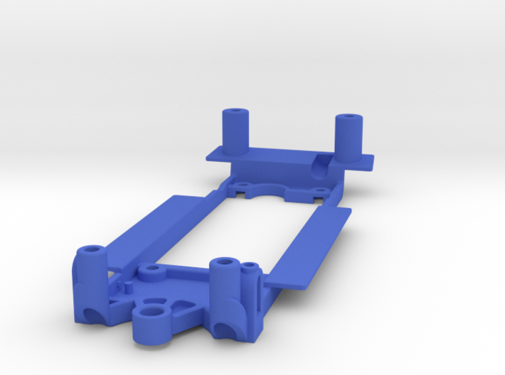1/32 Scalextric Ford Escort Mk2 Chassis for IL pod 3d printed