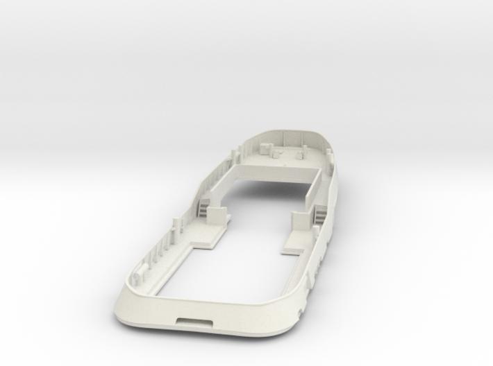 Main Deck & Bullwark 1/200 V56 fits Harbor Tug 3d printed
