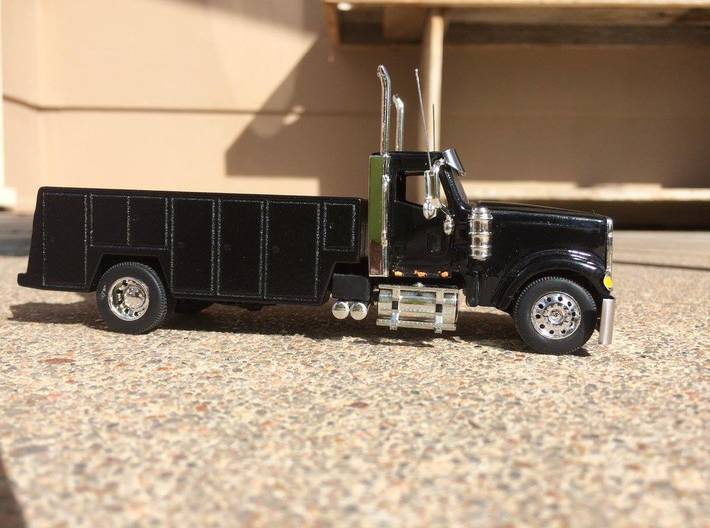 Frederick Harvesting Service Bed w/ angle fenders 3d printed