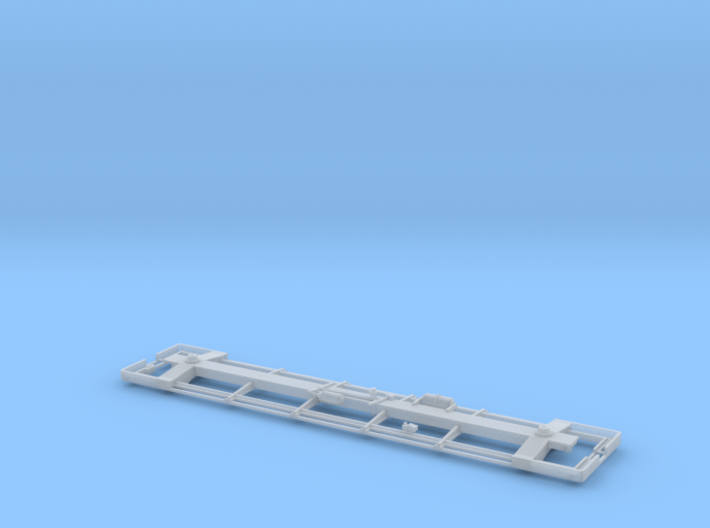 BN Fuel Tender Frame2 3d printed