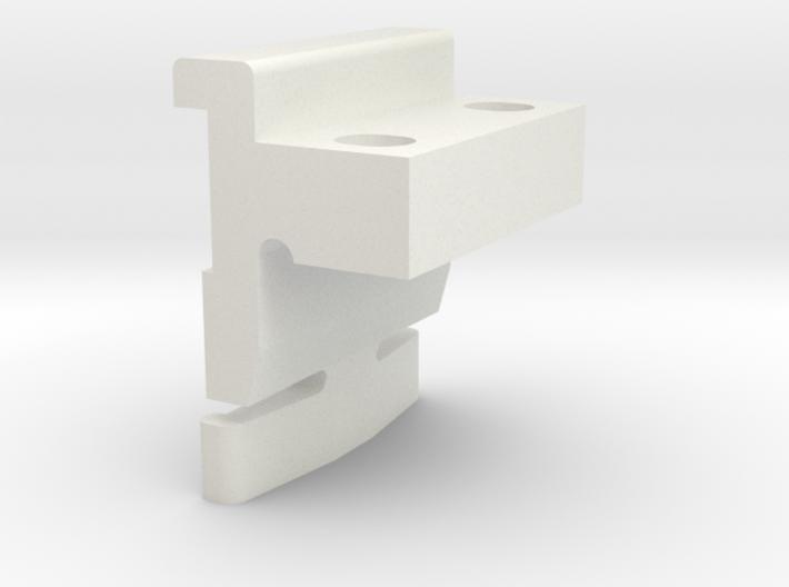 Wedge Straight 3d printed