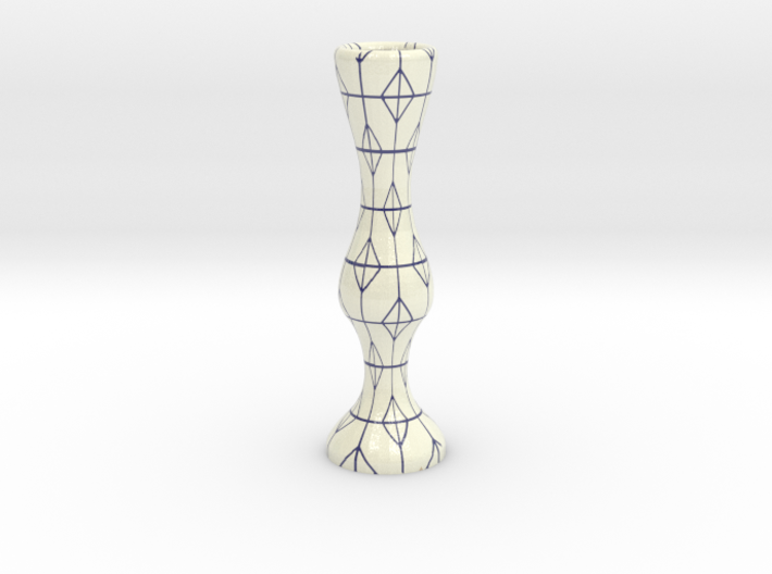 Birthday Candle Holder 3d printed