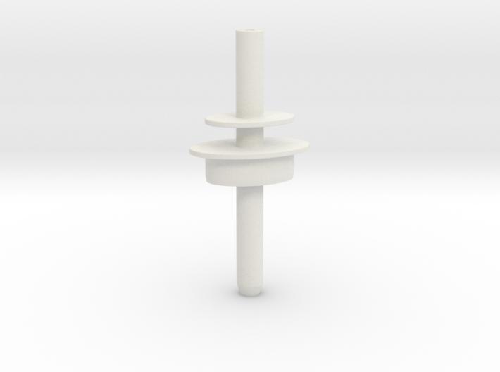 Pyramidenkogel Tower (part 3 of 4) 3d printed