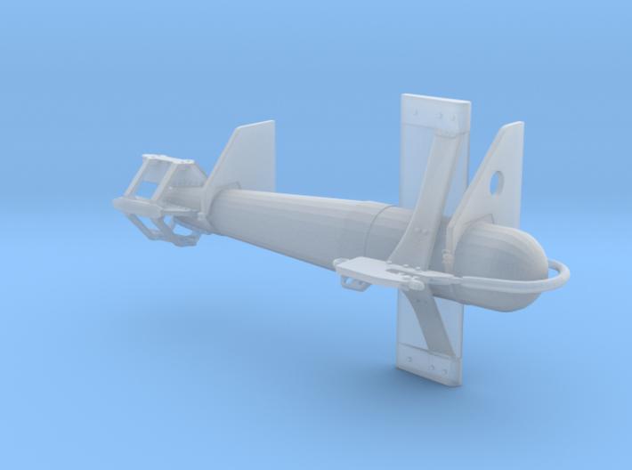 1/35 DKM Paravane Port 3d printed
