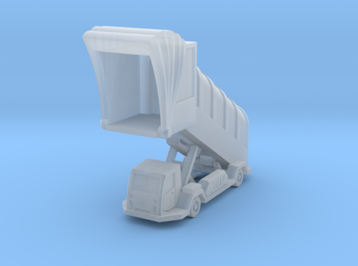 Stairs v1 power cover 10mm (1/400) 3d printed