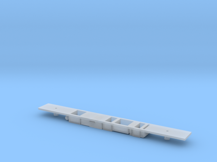 Class 378 DMOS Chassis 3d printed
