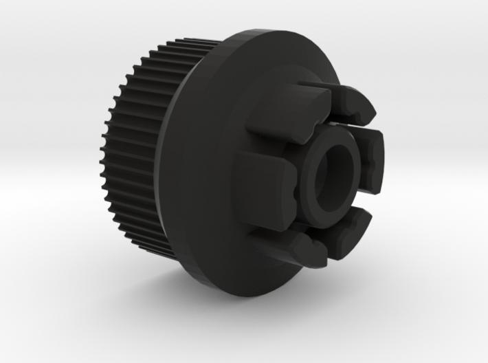 Evolve GT 83mm Wheel Hack for Boosted Board V2 3d printed