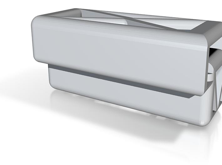 312PB Zubehoer Rollbar Airinlet 3d printed