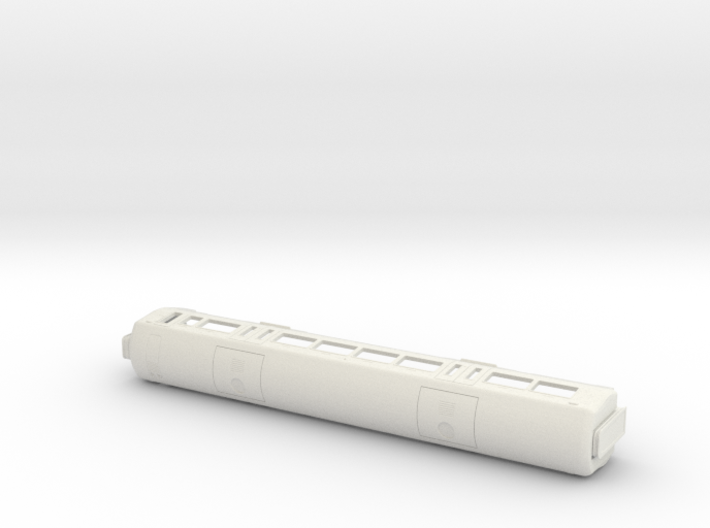 Electrostar 377/7, 379 & 387 00 Gauge Bodyshell 3d printed