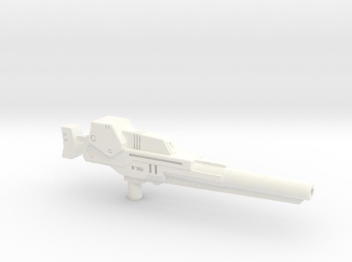 Shatterblaster for Titans Return Hardhead 3d printed