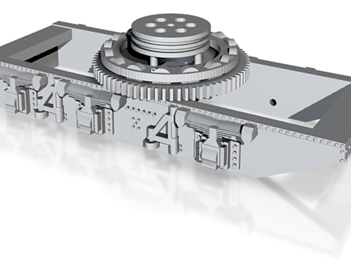 9Mill NZR Steam Crane (1/4) 3d printed