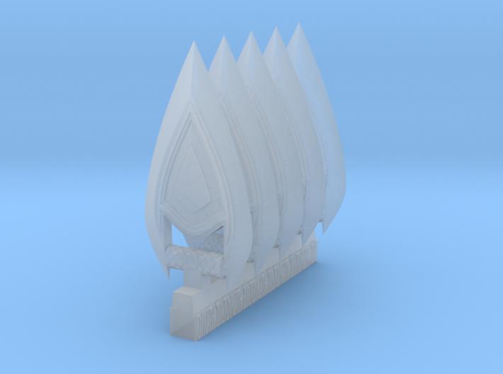 techno-katar 1 mk2 3d printed