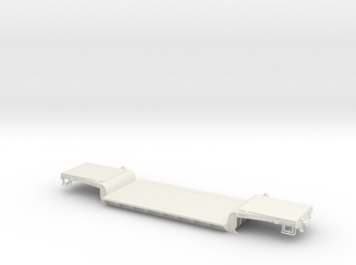 WP&Y Drop Center Flat On30 3d printed