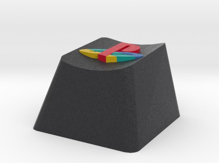 Playstation Cherry MX Keycap 3d printed