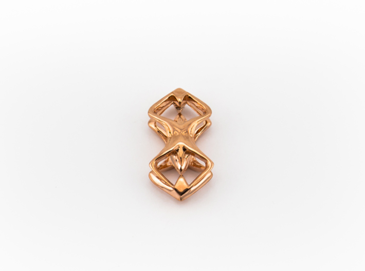 HEART TO HEART Amorosso, Pendant 3d printed