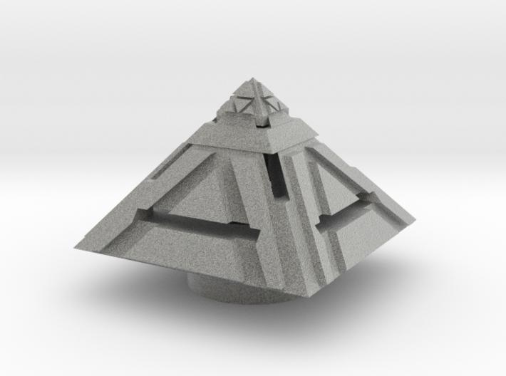 Saber plug sith holocron -TOP- 3d printed