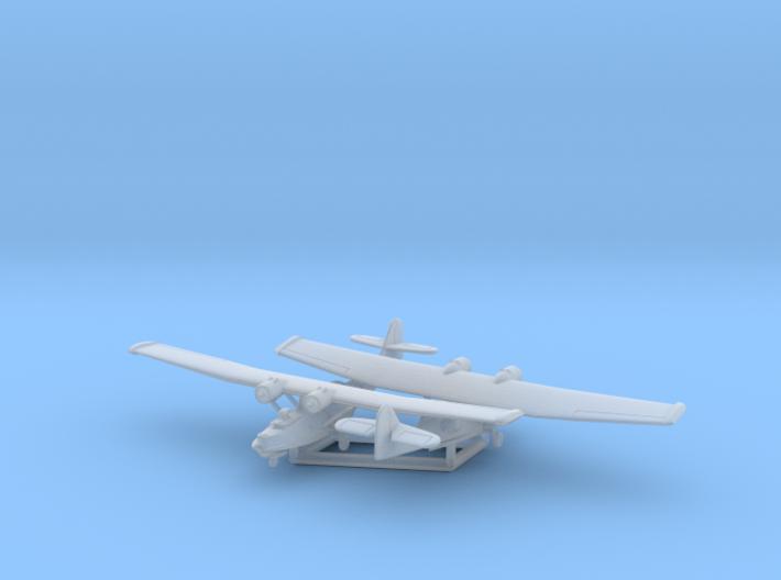 PBY-5A & 6A w/Gear x2 (FUD) 3d printed