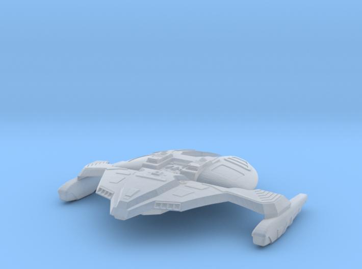 Dominion jem'hadar Attack ship 1:7000 3d printed