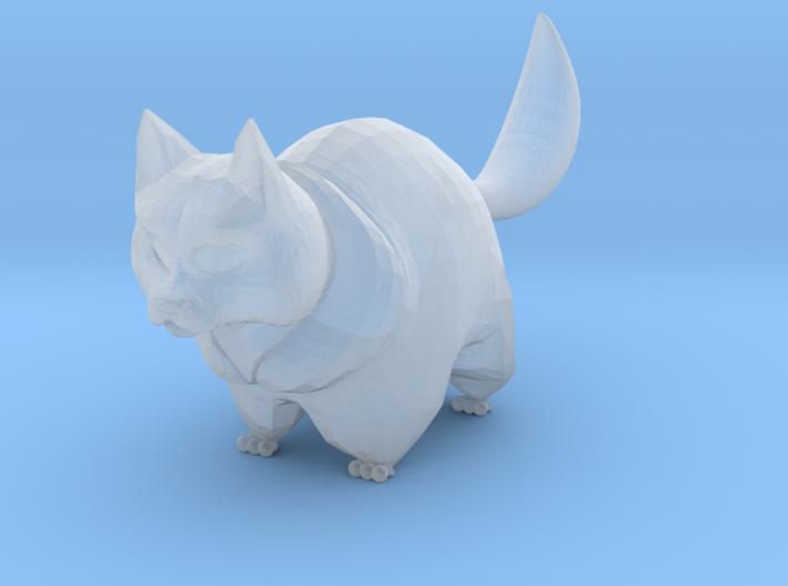 cute cat 3d printed