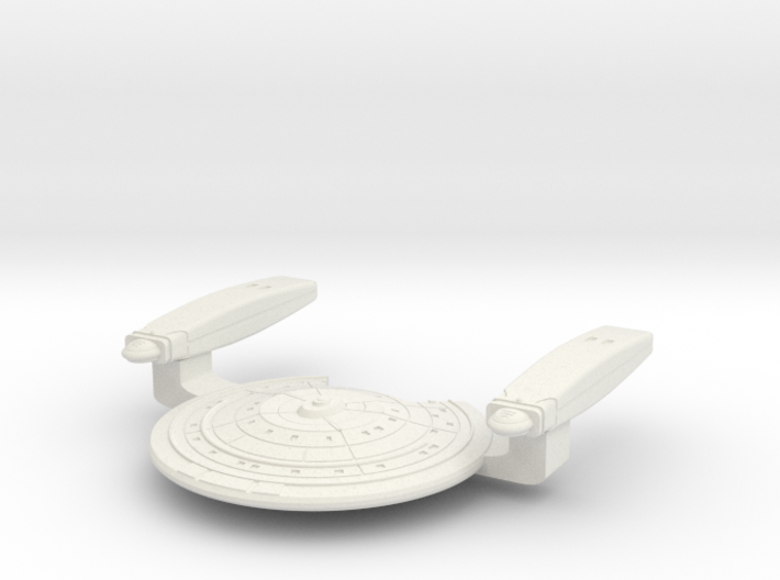 Scout Star Ship 3d printed