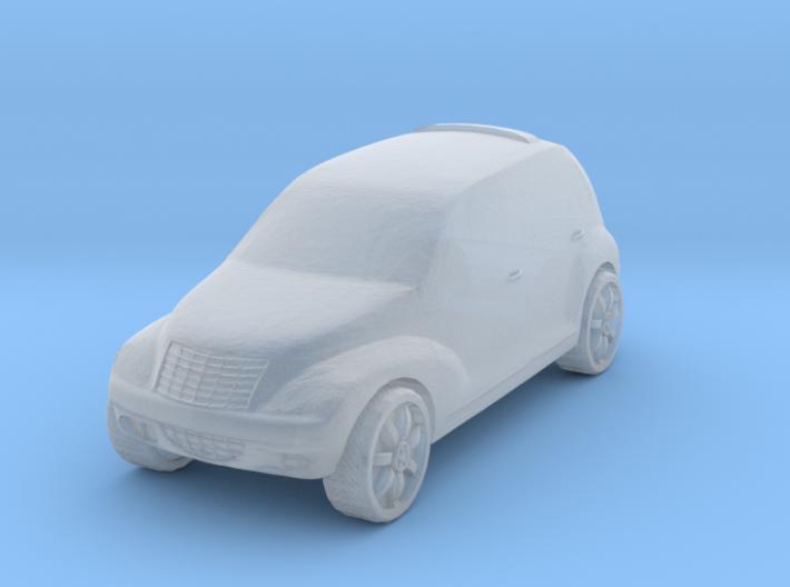 Chrysler PT Cruiser 2008 - Zscale 3d printed