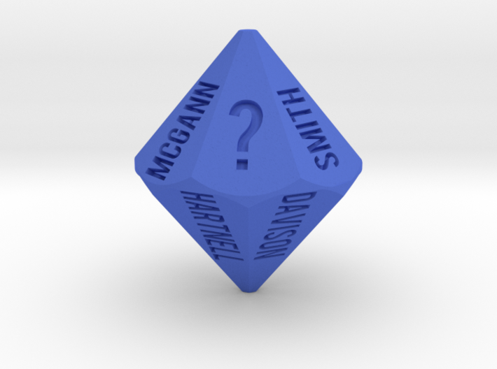 TrapezoWho?dron (? alt version) 3d printed