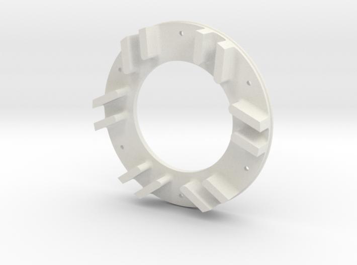 wheel_magnet_mount 3d printed
