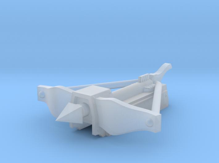 Crossbow Gun Attachment 3d printed