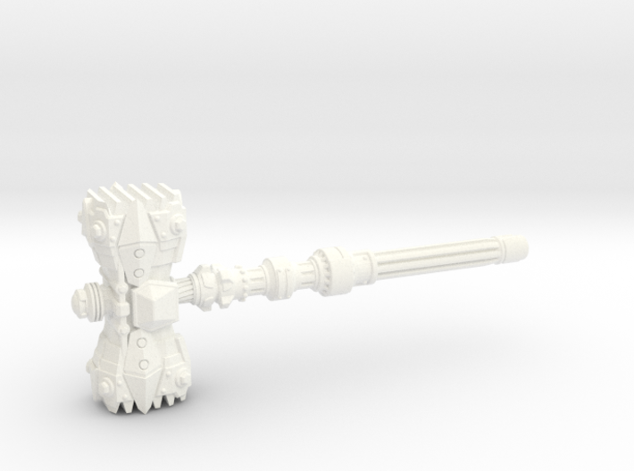 1 piece Hammer for Bumblebee (The Last Knight)  3d printed