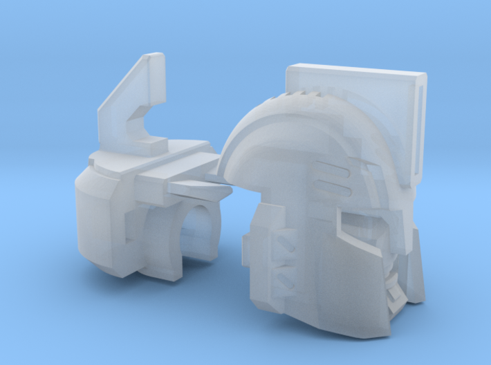 Sledgehammer Head for Rook 3d printed