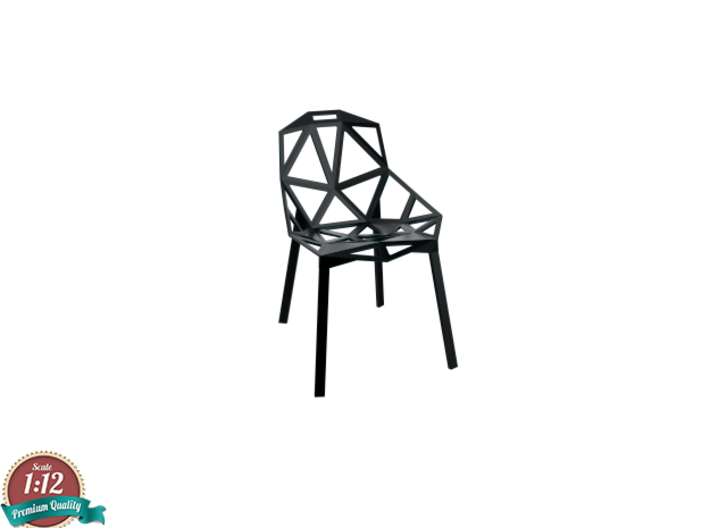 Miniature Chair One Stacking Base - Konstantin Grc 3d printed Miniature Chair One Stacking Base - Konstantin Grc