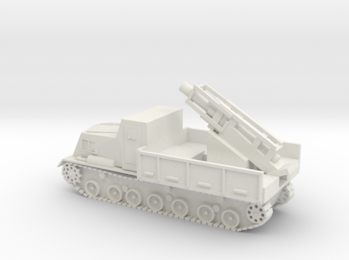Japanese Ha-To 300mm Mortar Carrier 1/72 - 20mm 3d printed