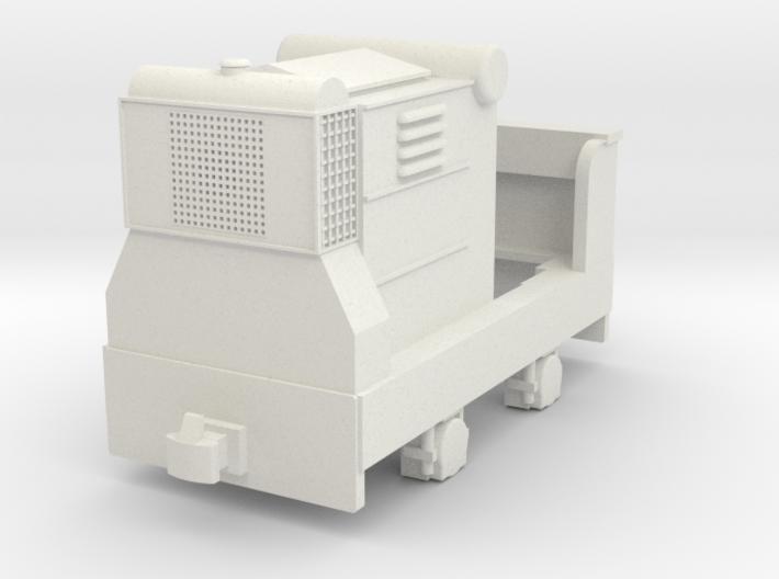 55n9 Ruston 18hp diesel 3d printed