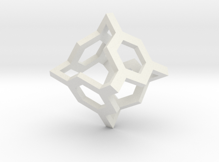 n-octagon-150817 3d printed