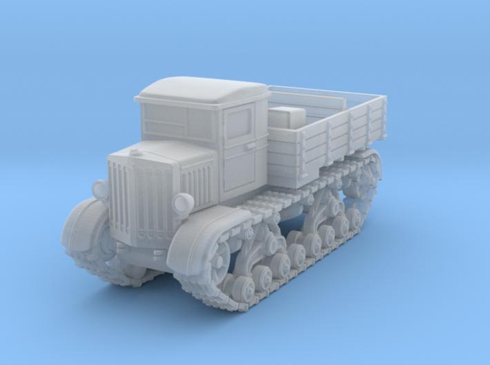 Voroshilovetz Tractor (1:144) 3d printed