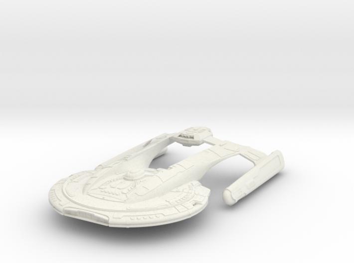 Akira Class Cruiser Reworked 3d printed